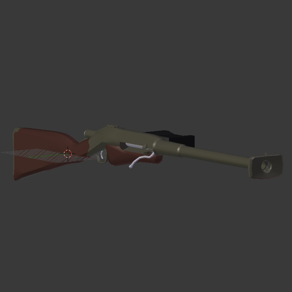 T17mm Anti-Material Rifle preview image 1