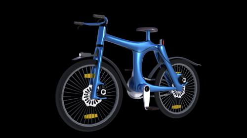 Blue Bicycle preview image