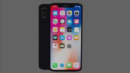 iphone X preview image