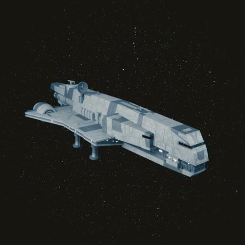 Star Wars: Gozanti-Class Cruiser preview image