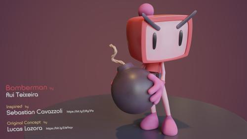 Bomberman preview image
