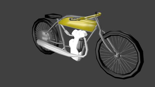 Old bike preview image