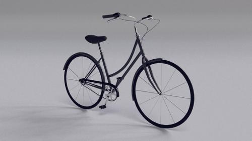 Simple Bicycle preview image