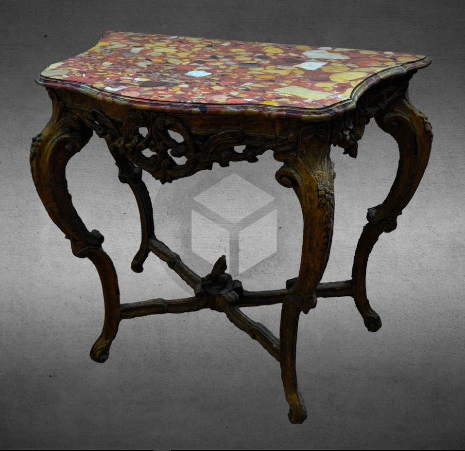 Table Louis XIV preview image 1