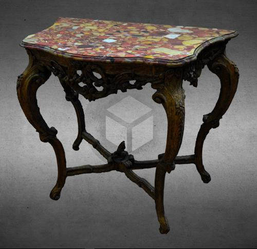 Table Louis XIV preview image