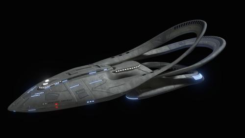 USS Orville preview image