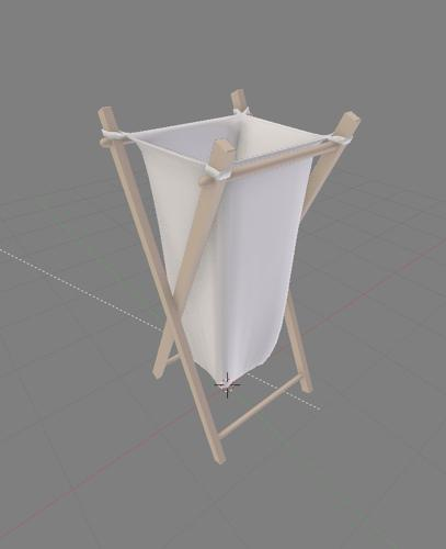 Clothes Hamper preview image