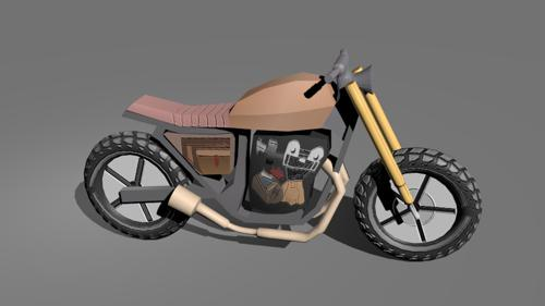 Daryl's Bike preview image