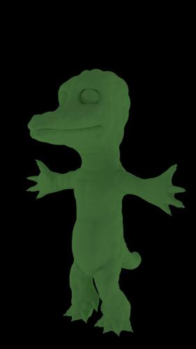 Alligator Sculpt - Learning preview image