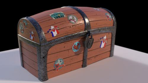 Travel Chest preview image