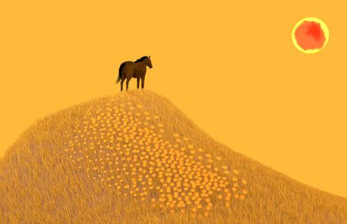 Thinking Horse preview image