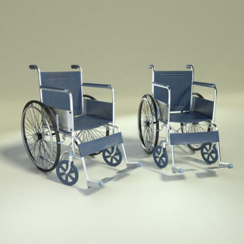 Wheelchair (old & new) preview image