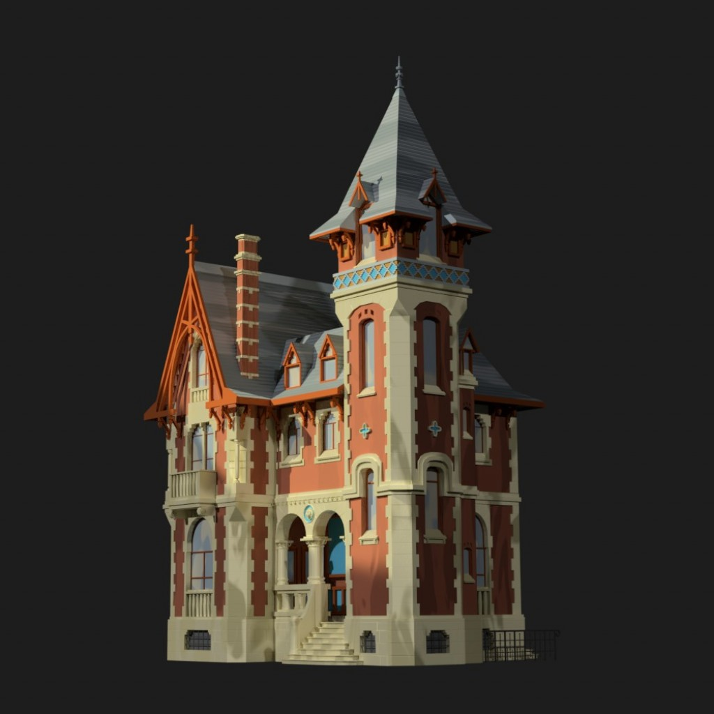 Victorian house preview image 1