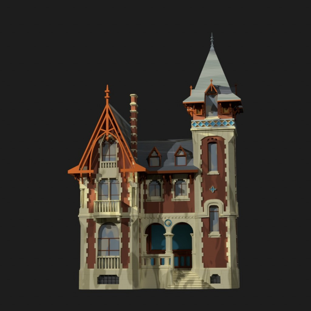 Victorian house preview image 2