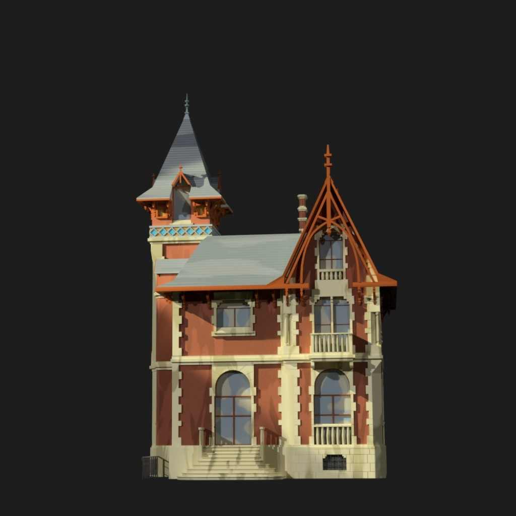 Victorian house preview image 4