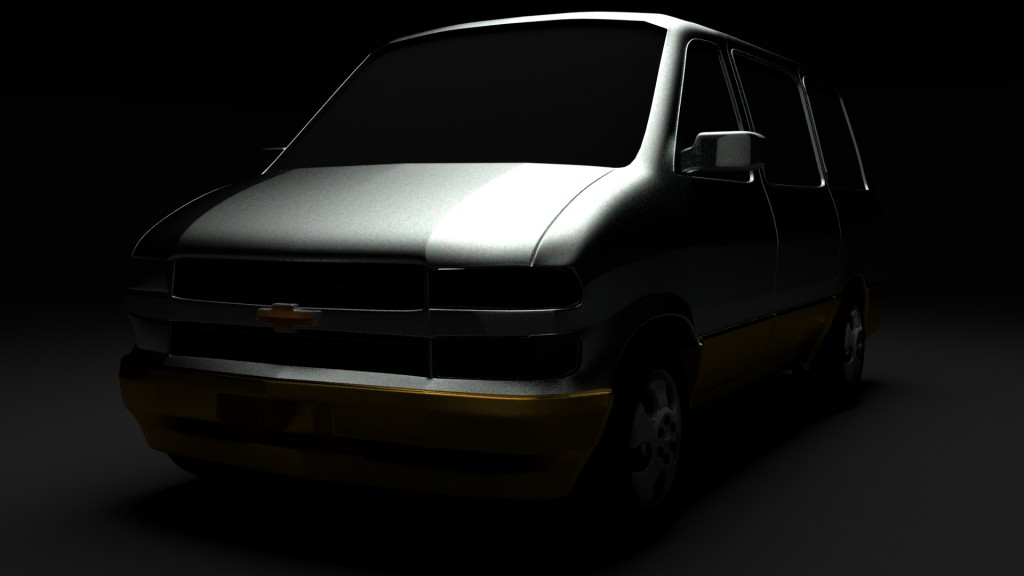 Chevrolet-Astro-Lwb-2005 preview image 1