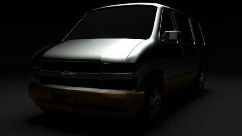 Chevrolet-Astro-Lwb-2005 preview image
