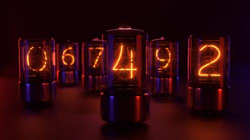 Nixie Tube preview image