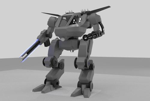 Battle Mecha preview image
