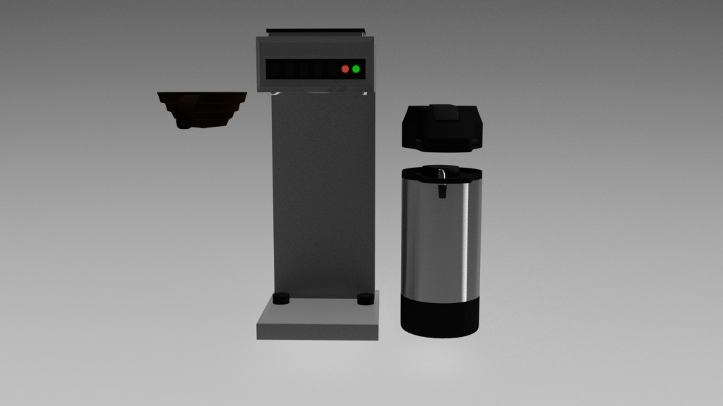 Industrial Coffee Maker and Air-Pot preview image 1
