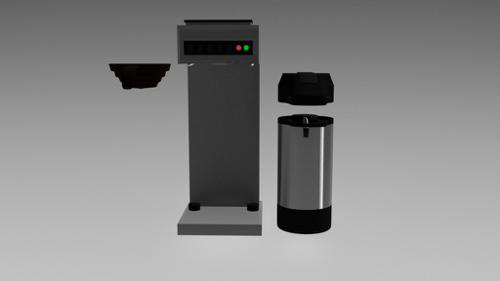 Industrial Coffee Maker and Air-Pot preview image