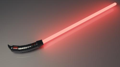 Sith Lord Lightsaber preview image