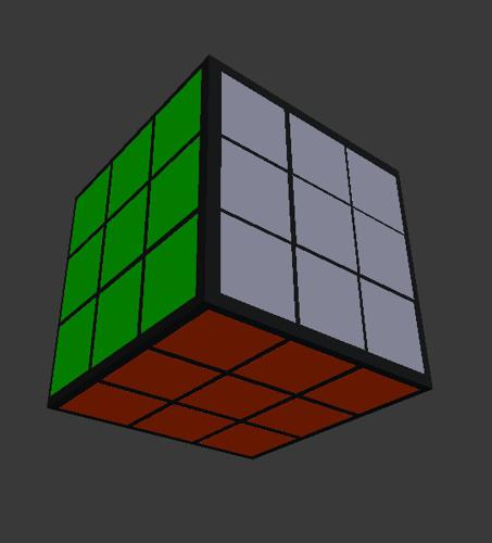 Rubix Cube preview image