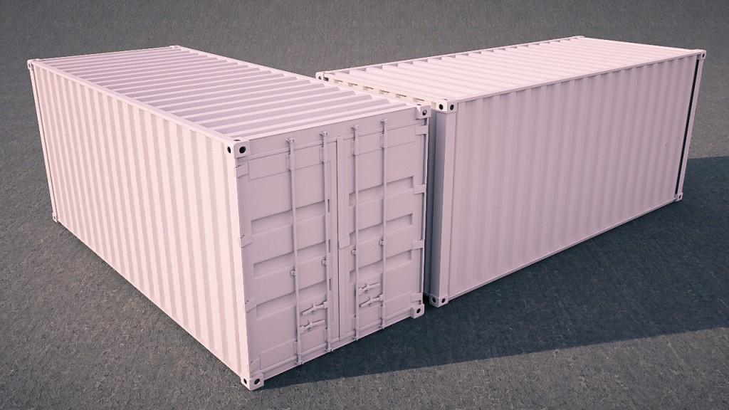 CGC Classic: Shipping Container preview image 1