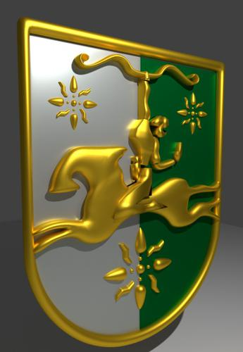 Coat of arms of Abkhazia preview image