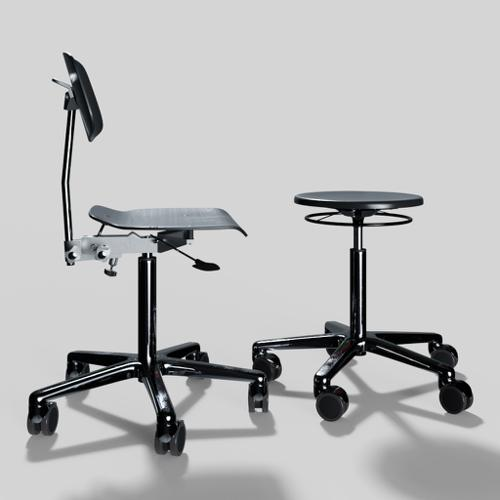 Modulor Work Chair and Stool preview image