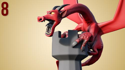 CGC Classic: Stylized Dragon preview image