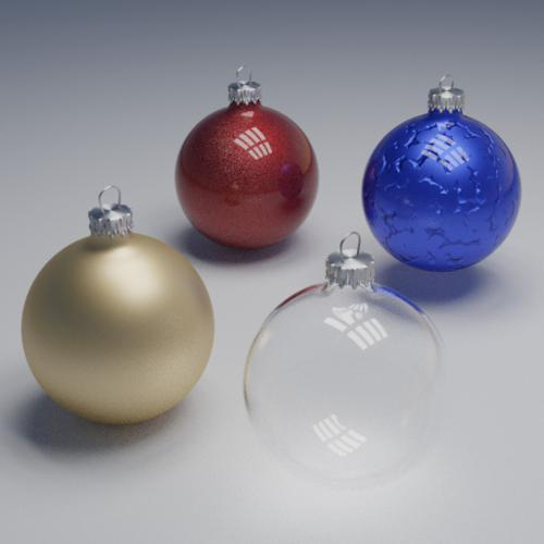 Christmas Baubles preview image