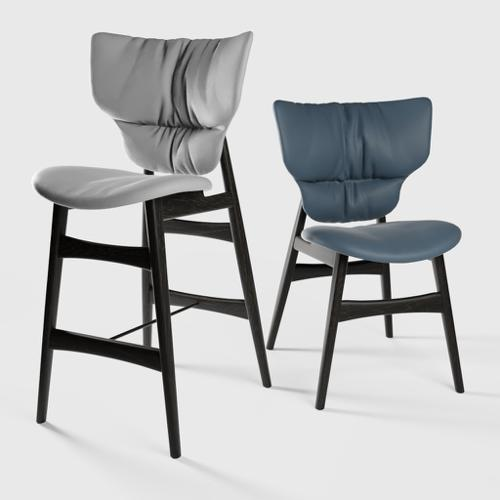 Chairs based on Cattelan Italia Dumbo chair preview image