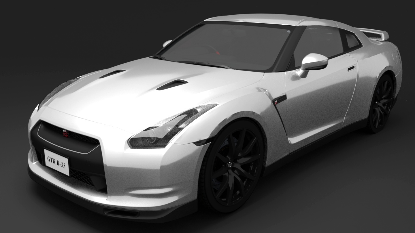 NISSAN GT-R R35 preview image 1