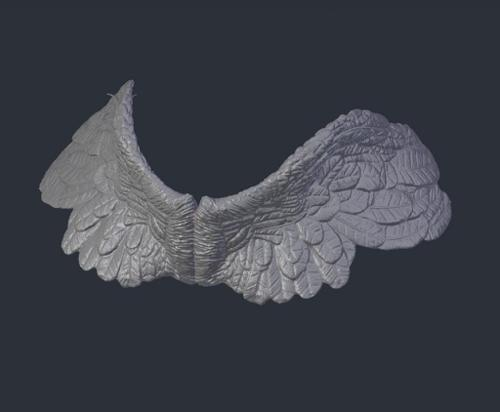 sculpting wings preview image