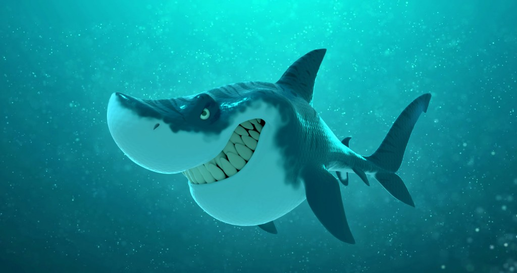 Shark Cartoon - Animation Ready preview image 1