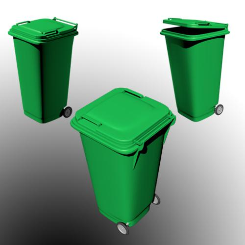 Trash can preview image