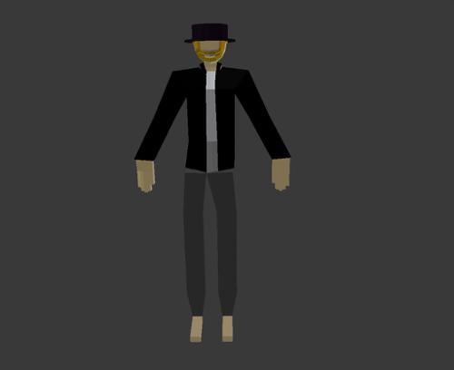 Man In Suit preview image