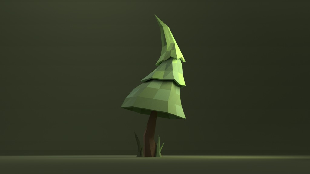 Fancy tree preview image 1