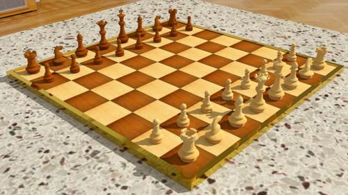 Chess Board  preview image