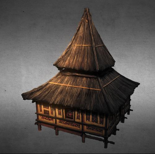 House model preview image