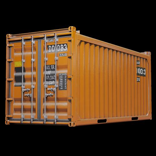 Offshore Container preview image