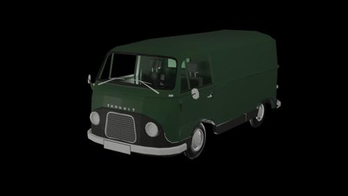 ford transit 1964 preview image