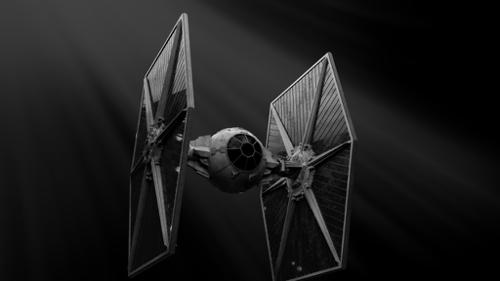 Star Wars Tie Fighter preview image