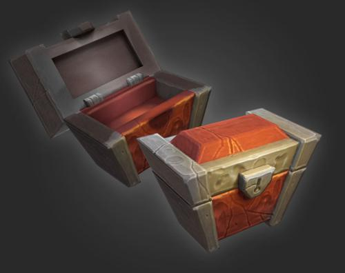 Simple Fantasy Chest preview image