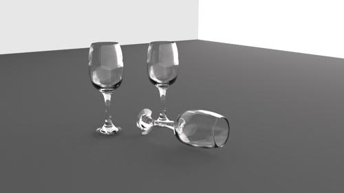 Wine Glass  preview image