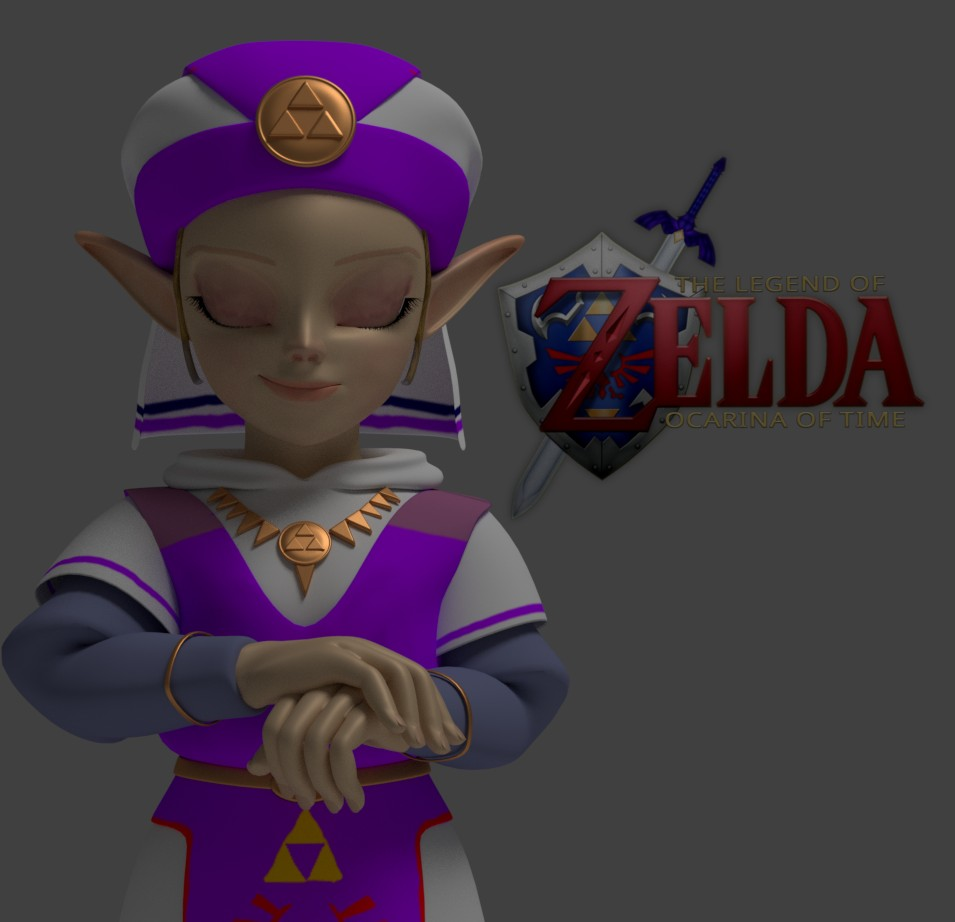 Young Zelda: Ocarina of Time preview image 4