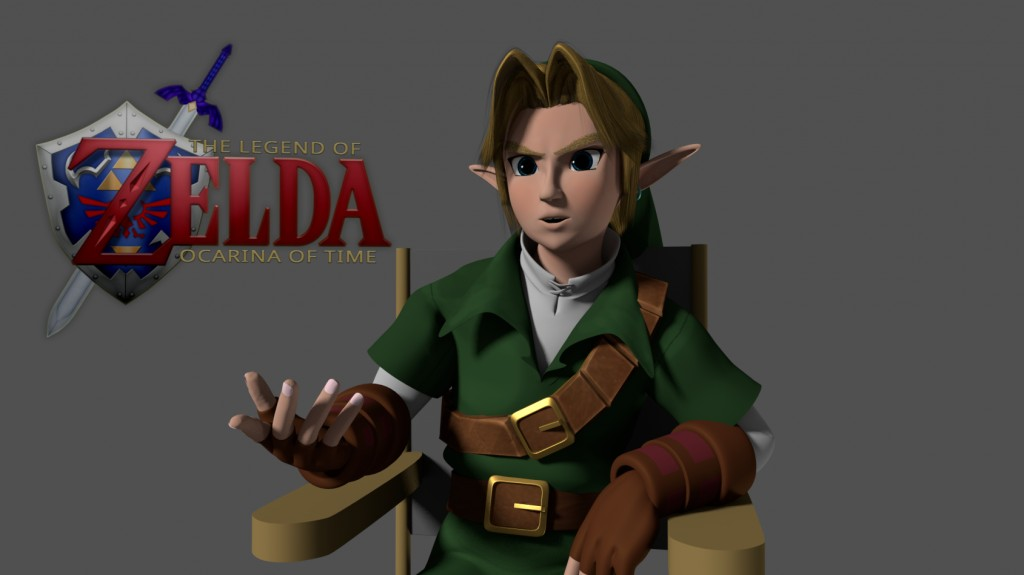 Young Zelda: Ocarina of Time preview image 3