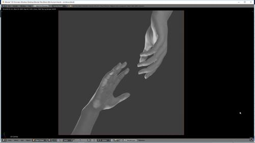 Hands Rigged preview image