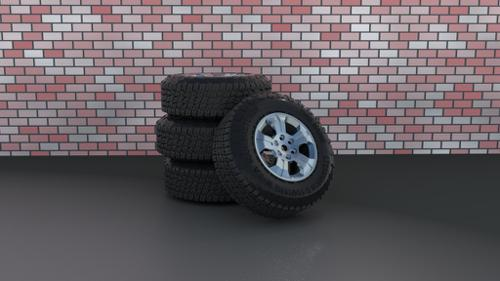 stack of tires preview image